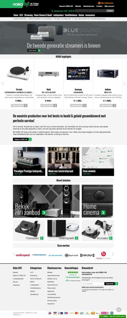 HOBO - Home page