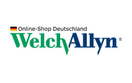 Welch Allyn Deutsch webshop powered by Younify
