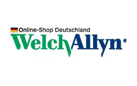 Welch Allyn Deutsch webshop powered by Younify
