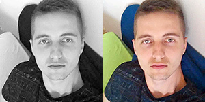 Nikola Milev Frontend developer Younify